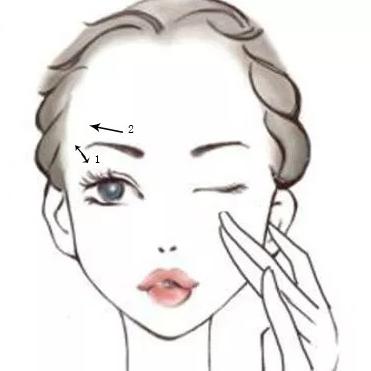 使用眼霜没效果?那可能是你的手法错了